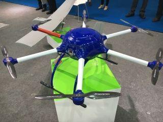 深圳贡献95%民用无人机出口量 行业级应用递增