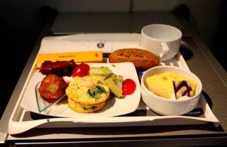 一大波图来袭:珍爱生命,慎重对待飞机餐