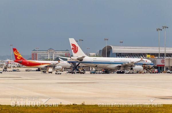 上半年民航广西辖区旅客吞吐量突破960万人次