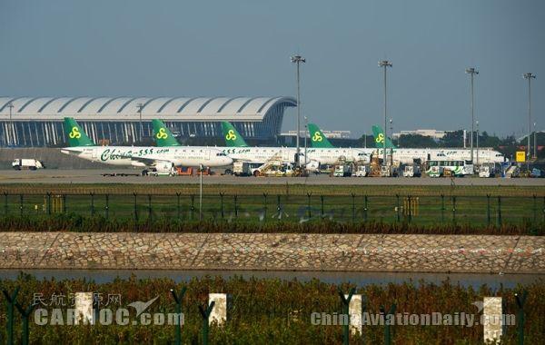 华东43个机场1-5月运送旅客11793.6万人次