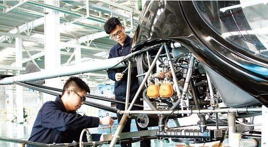 """江西""""掘金""""通航产业 规划建设40个通用机场"""