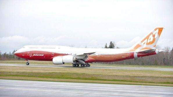 钟意空中皇后 伊朗或将购波音747-8洲际客机
