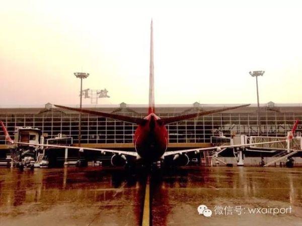暴雨!谁说苏南机场已成汪洋大海……