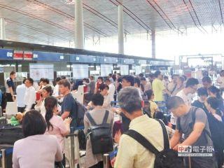 华航大罢工:两岸航班大乱 京沪旅客扑空