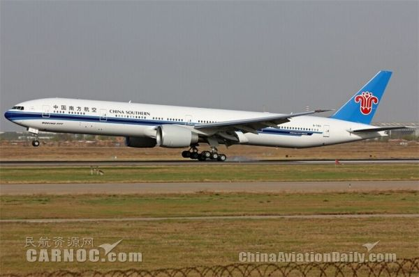 一名机长眼中的波音777飞机