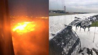 先灭火后疏散遭质疑 新航回应:正在调查
