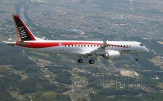 三菱飞机将投入5架MRJ在美分头试验加快进度