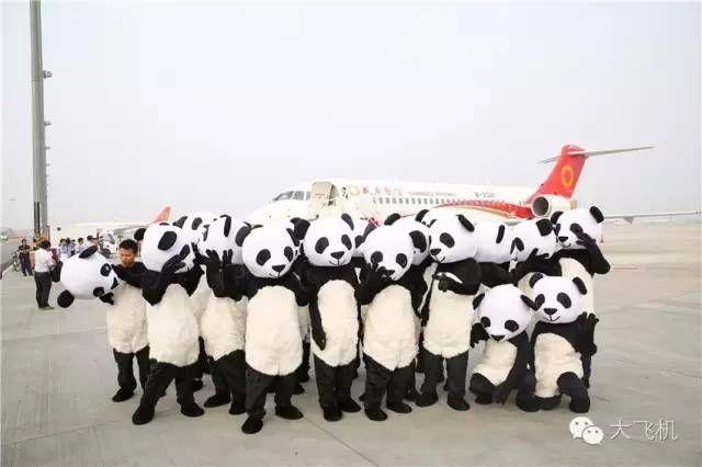 """首航记:ARJ21客机""""体验报告""""新鲜出炉"""
