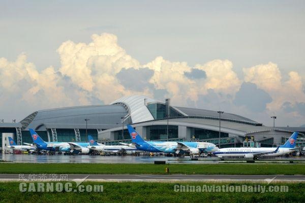 白云机场2025年旅客吞吐量将有望达到1亿人次