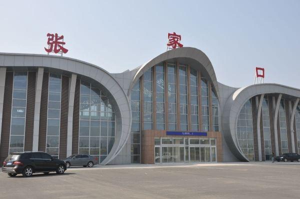 秦皇岛机场快速路高清图