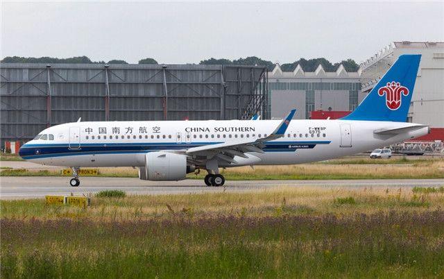 一周情报:中国首架空中客车A320neo将交付