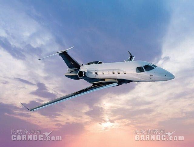 加拿大Air Sprint公司订购12架巴航工业公务机