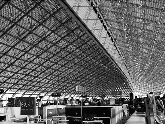 巴黎-夏尔·戴高乐机场:2015年共接待6576.7万游客