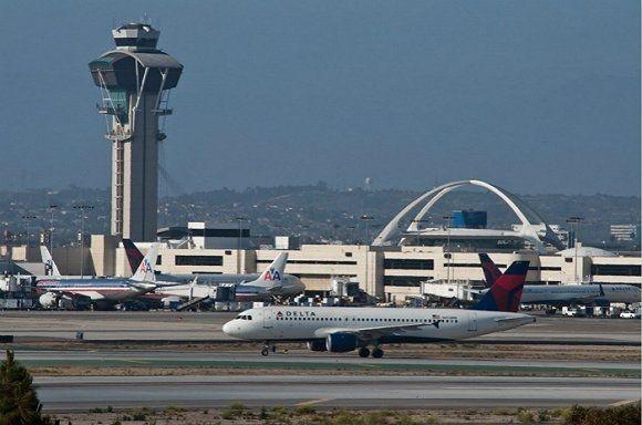 洛杉矶国际机场:2015年共接待7493.7万游客