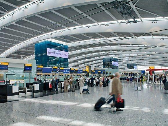 伦敦希思罗国际机场:2015年共接待7498.9万游客