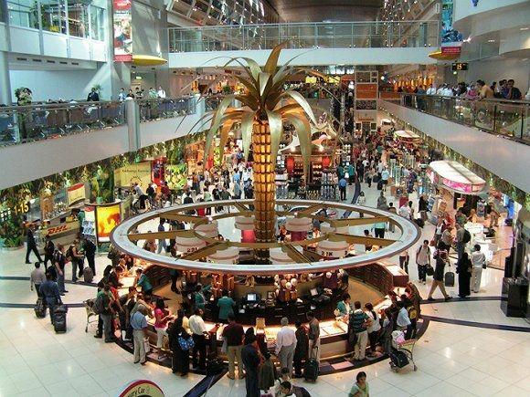 迪拜国际机场:2015年共接待7801万游客