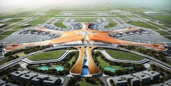 北京新機場誰主沉???