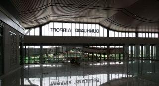 敦煌机场扩建工程进入冲刺阶段