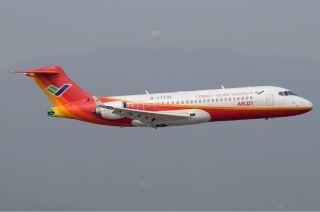 以GE集团CF34为动力中国商飞ARJ飞机新订单