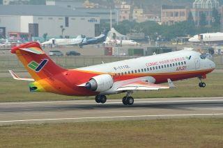 中国飞机租赁购买60架ARJ21-700系列飞机