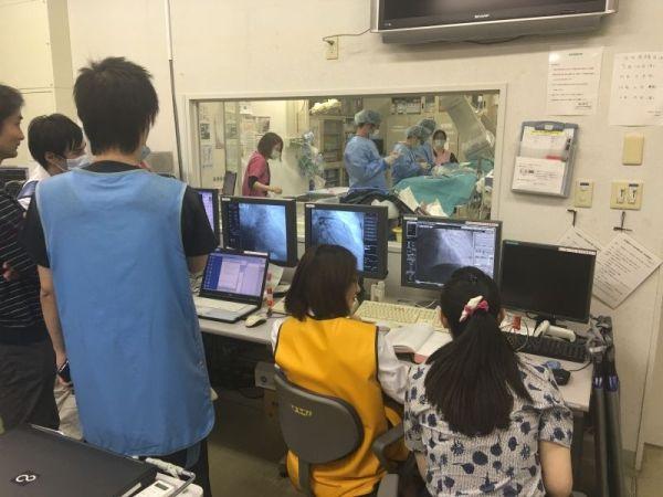 6月4日MU587航班备降东京救助病患旅客纪实