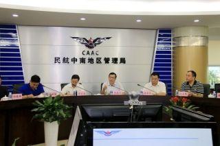 中南地区航空公司实现运输飞行137万小时