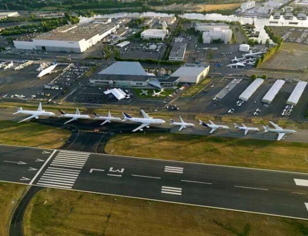 放大招 波音7系列飞机将列队庆祝百年诞辰