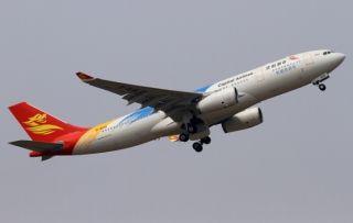 首都航空杭州-塞班航线申请获美交通部批准