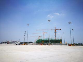 福州机场飞行区新增7个停机位