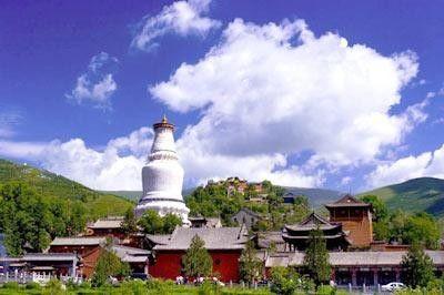 旅游季走起!南航新开广州—忻州五台山航线