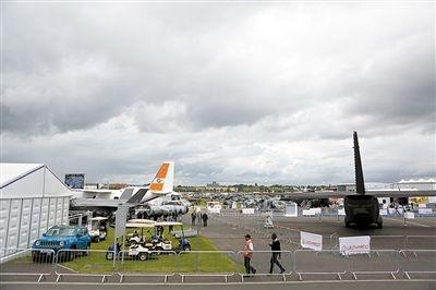 范堡罗航展拟于2019年亮相成都天府国际机场
