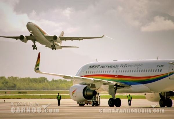 西藏航空新开贵阳=沈阳航线 全新A320执飞