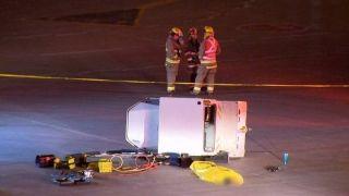 多伦多机场行李车砸死人 死者至今未获赔偿