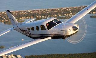 斯洛文尼亚一小型飞机坠毁 机上4人全部遇难