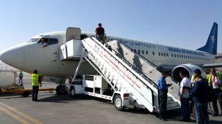 乌鲁木齐—喀布尔定期往返航班成功复航