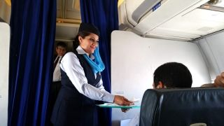 中国到阿富汗直飞航班复航!首飞体验报告