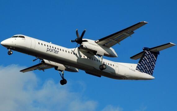 客机9000英尺高空急避无人机 两空乘受伤