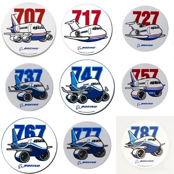 幸运数字 为什么波音飞机都叫7-7?