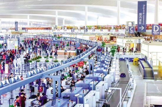 7月21日起南京禄口机场实施防爆安检