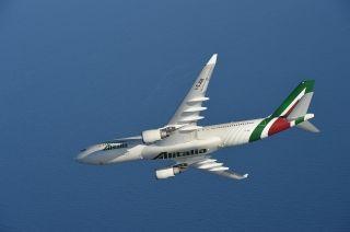 借力阿提哈德 意大利航空重回中国市场