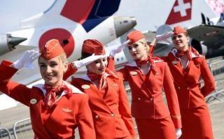 各国空姐制服诱惑 俄罗斯最性感 中国最……