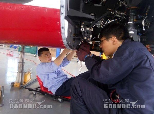 不惧高原 记格尔木京城通航AW139服务通报工作