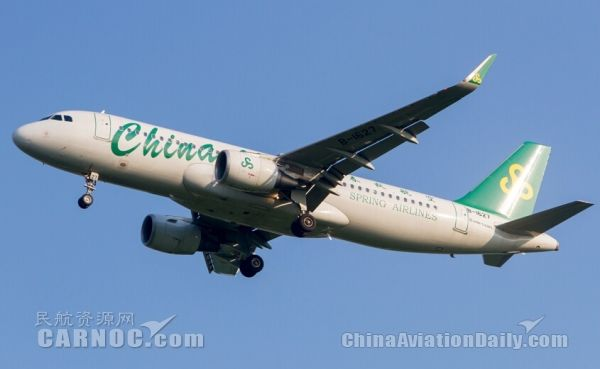 春秋航空将开通广州至柬埔寨金边等航线