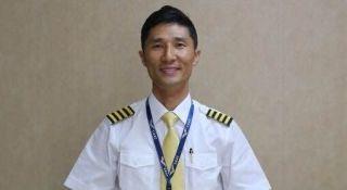权锡宪:很荣幸成为西部航空首位外籍机长