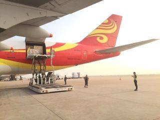 扬子江航空圆满完成精密仪器运输保障业务