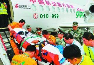 北京航空圆满完成接运维和英雄回国包机任务