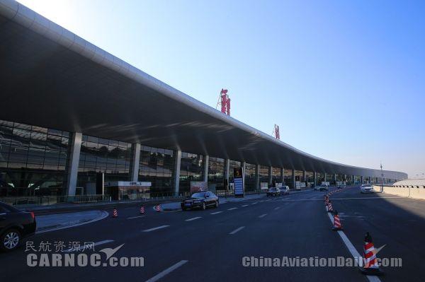 郑州新郑机场一天起降飞机突破600架次