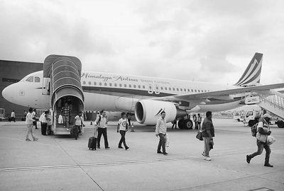 喜马拉雅航空,从尼泊尔连接世界