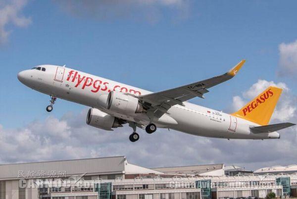 首架配备LEAP-1A发动机的A320neo飞机交付