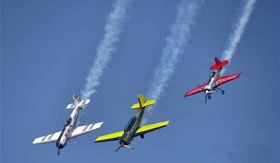 洋气!内蒙古首届飞行那达慕8月在包头开幕